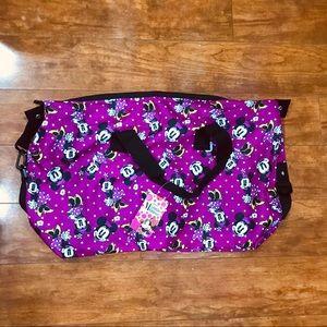 Minnie Mouse Duffle Bag